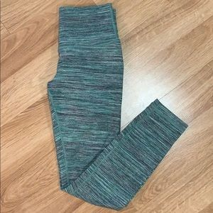 Lululemon Wunder Under HR Leggings Sz 4